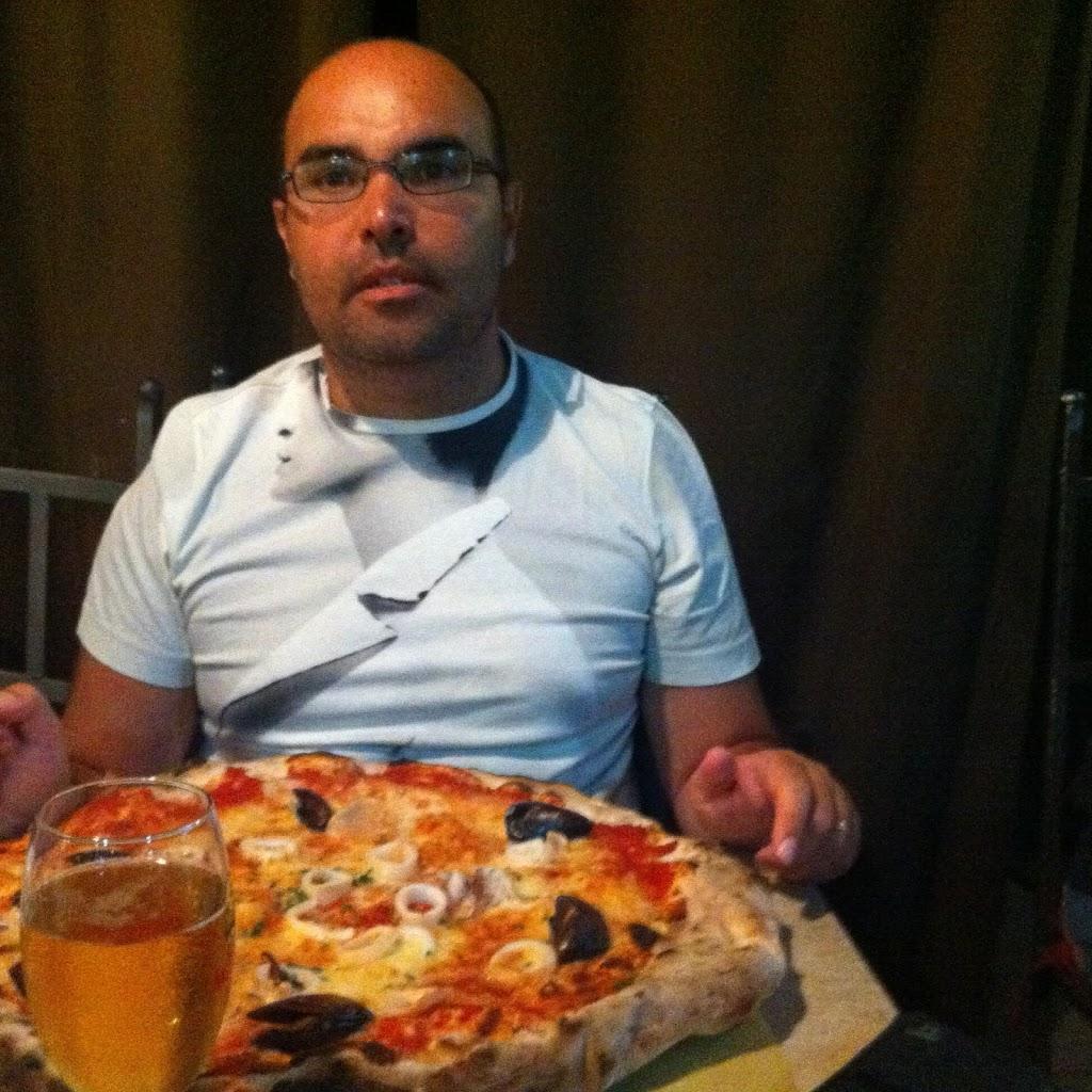 la supermegapizza a Castagneto Carducci