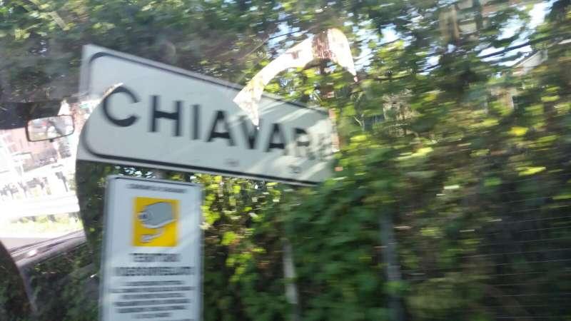 vacanza a Chiavari