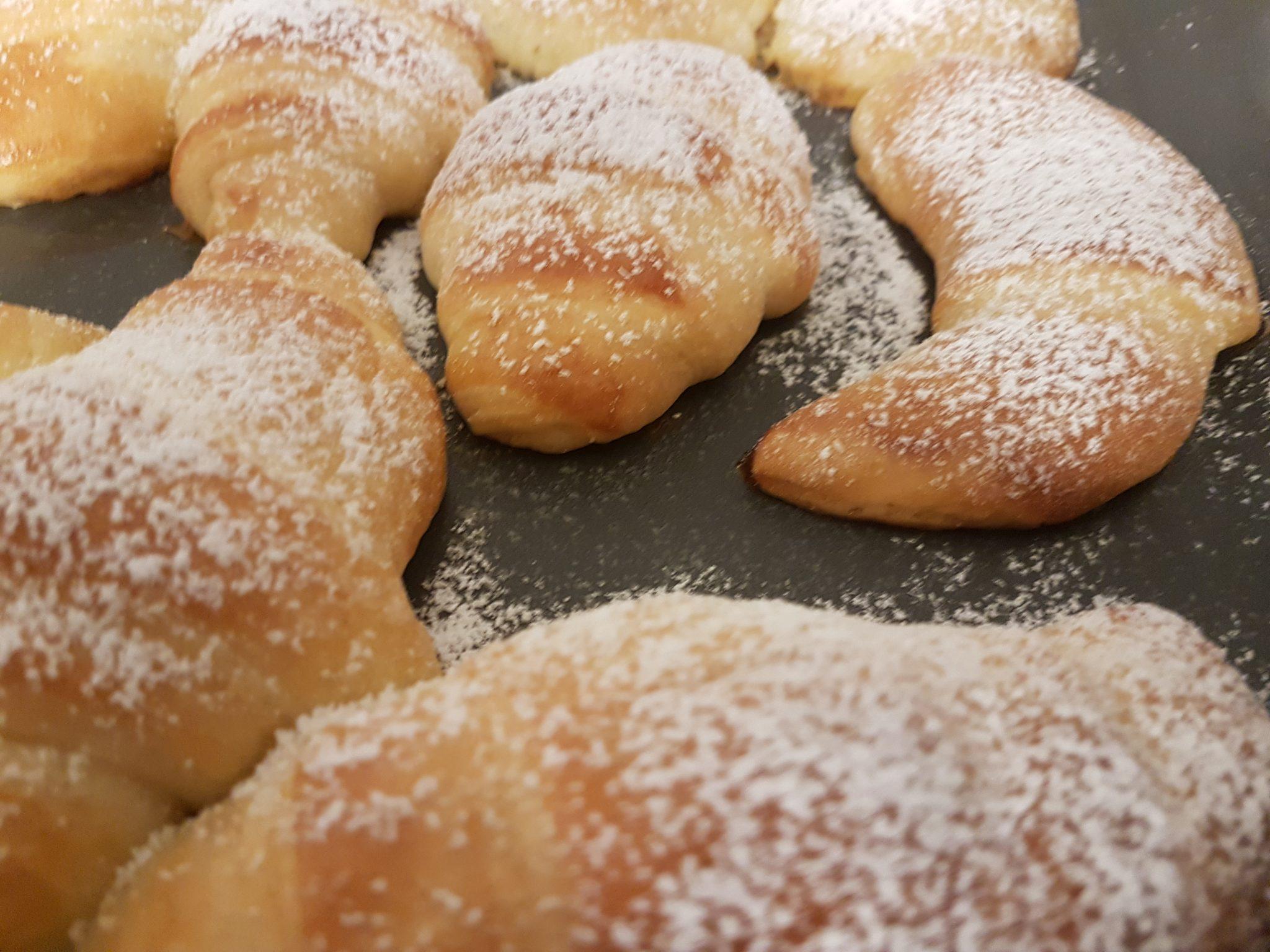 Iniziare bene la giornata con un croissant (facciamo due)