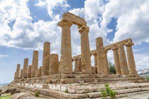 la guerra del Pelopponeso