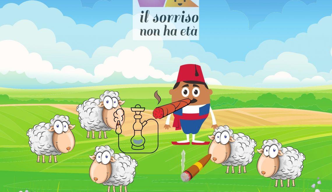 le pecore ai tempi delle crociate